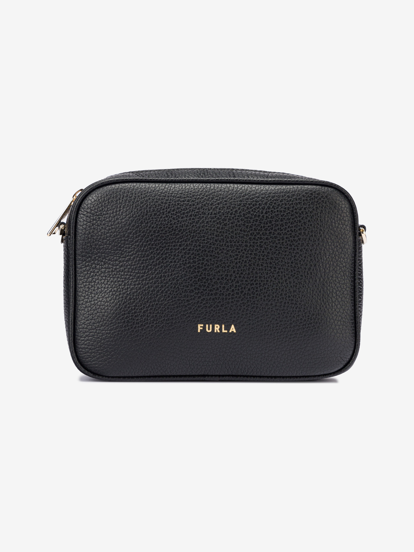 Real Mini Cross body bag Furla Čierna