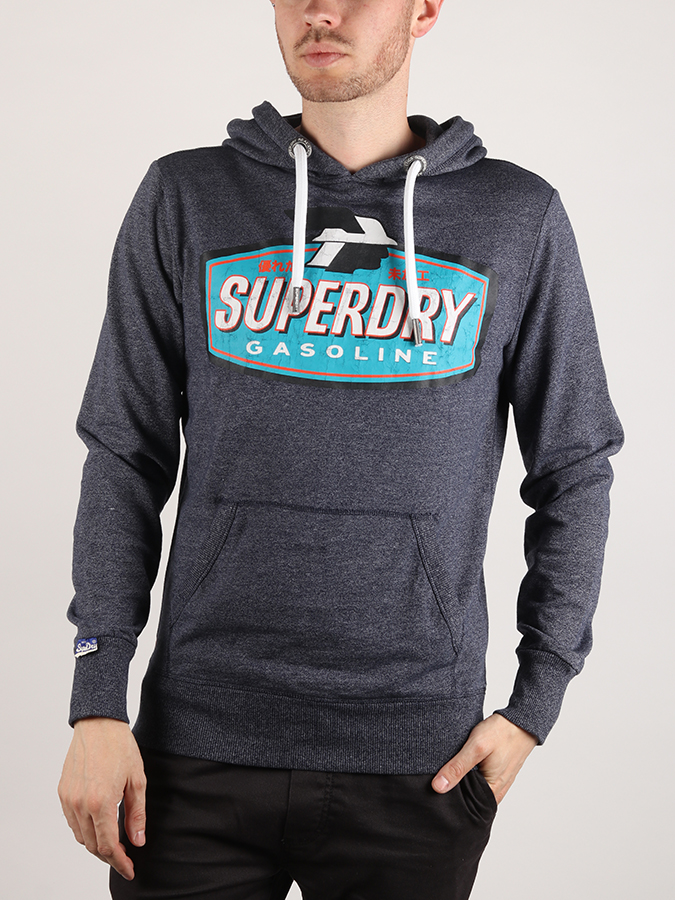 Mikina Superdry Reworked Classics Lite Hood (1)