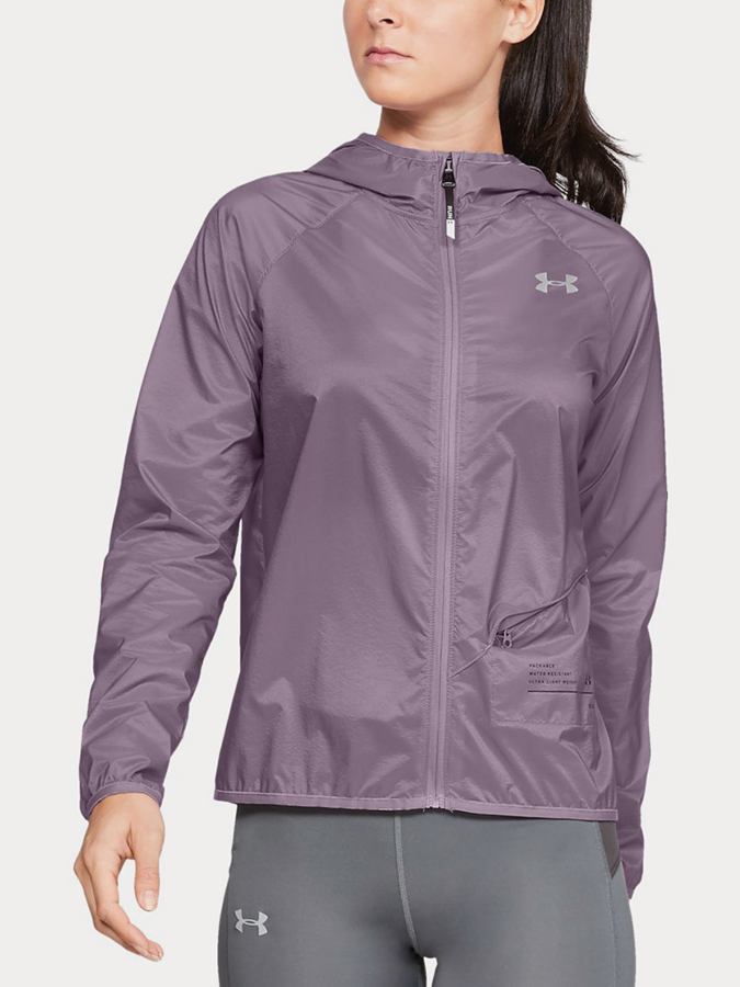 Bunda Under Armour Qlifier Storm Packable Jacket (1)