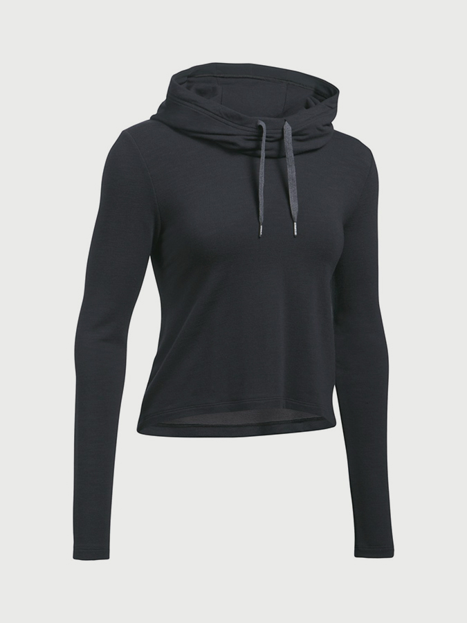 Mikina Under Armour Plush Terry Hoodie (1)