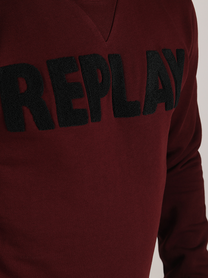 Mikina Replay M3436A Sweatshirt (3)