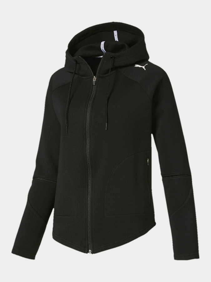 Bunda Puma Evostripe Move Hooded Jacket (1)
