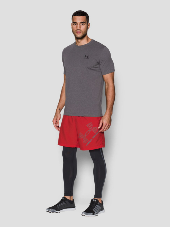 Kraťasy Under Armour 8 Woven Graphic Short (6)