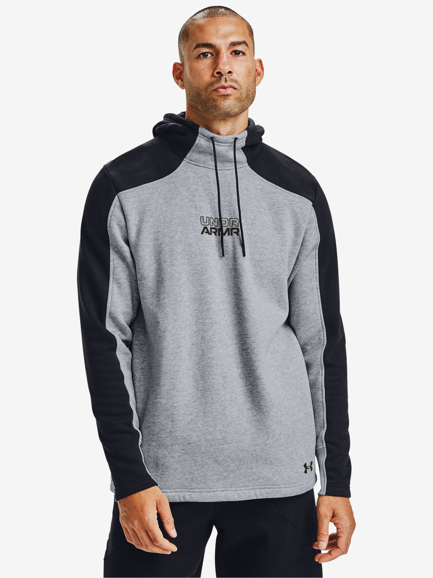 Baseline Fleece Mikina Under Armour Šedá