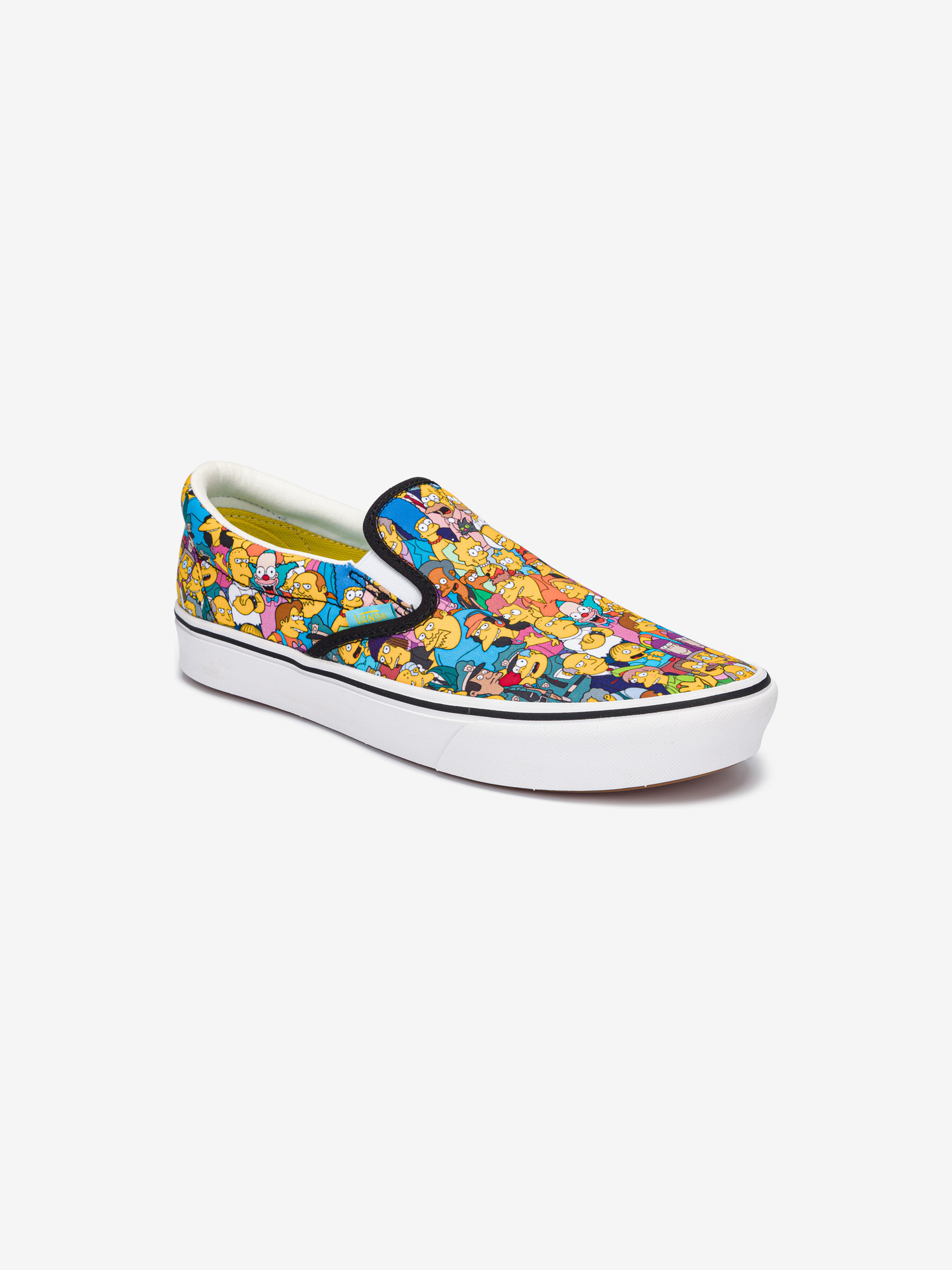 The Simpsons Comfycush Springfield Slip On Vans (2)