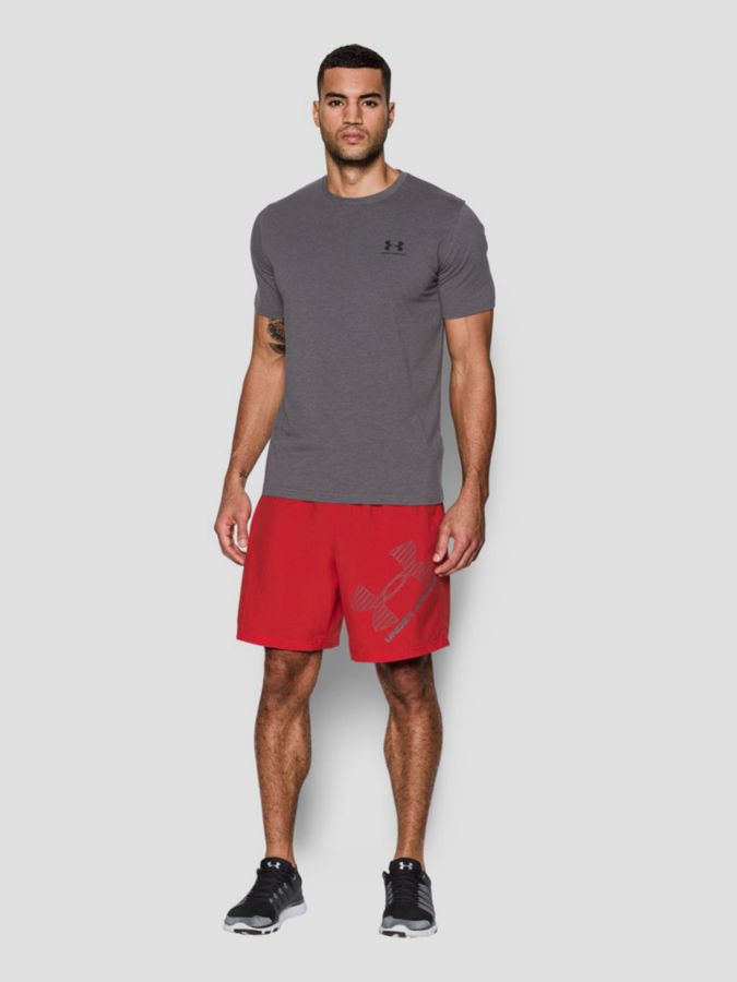 Kraťasy Under Armour 8 Woven Graphic Short (5)