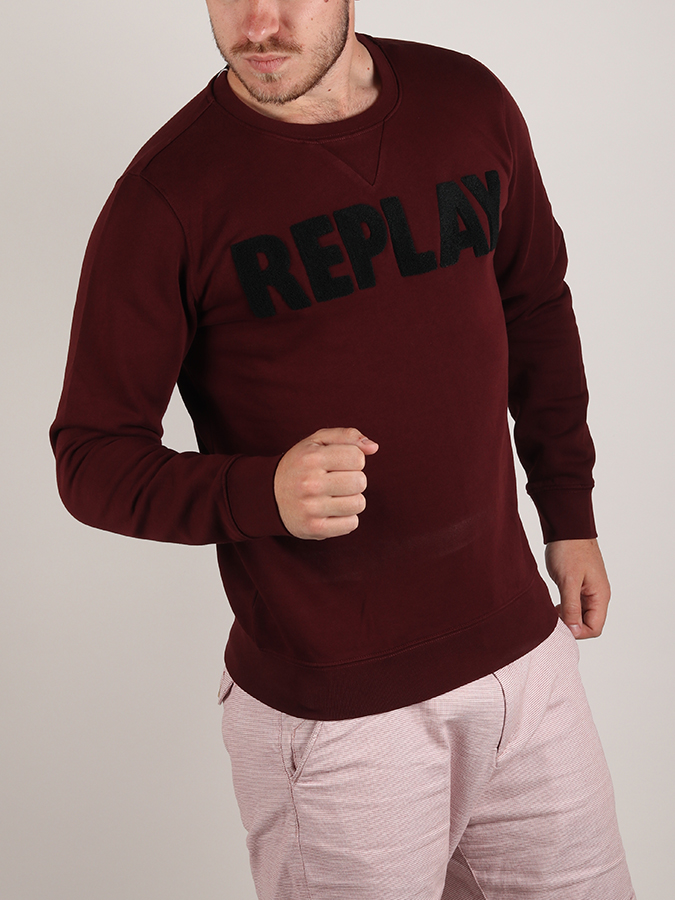 Mikina Replay M3436A Sweatshirt (1)