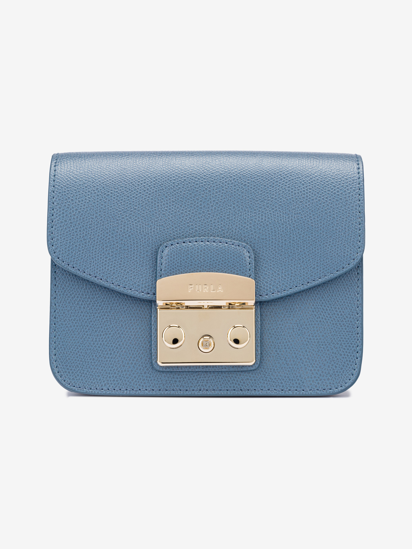Metropolis Mini Cross body bag Furla Modrá