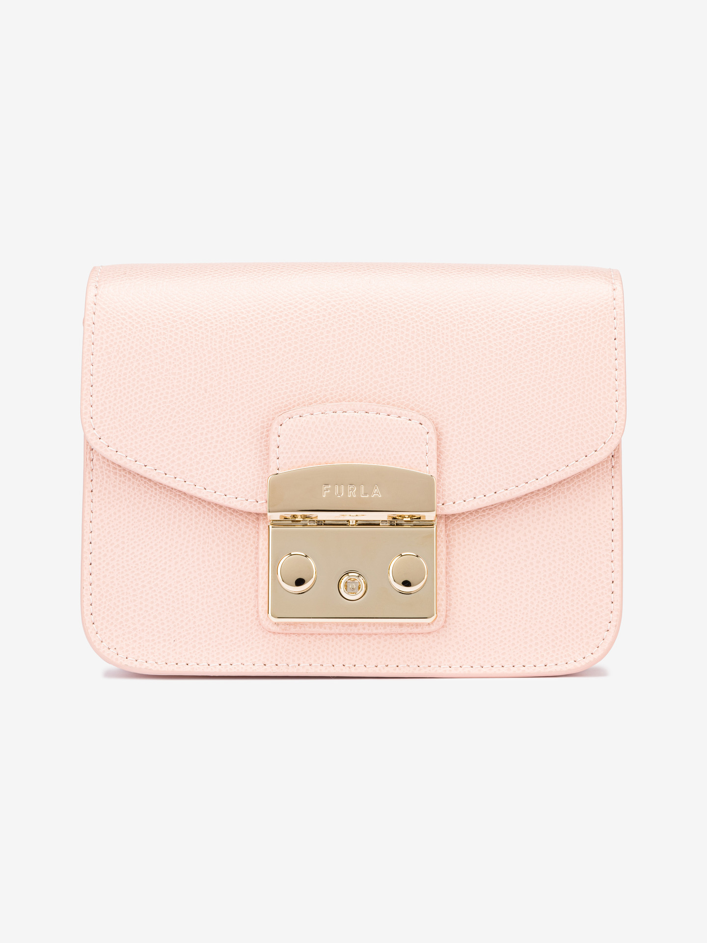Metropolis Mini Cross body bag Furla Růžová