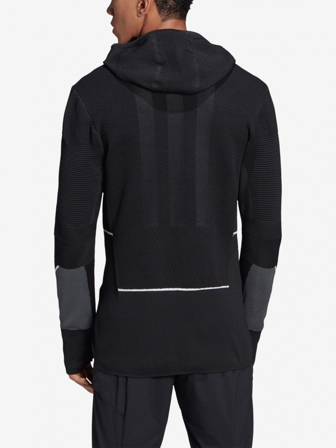 Mikina adidas Performance Pknit Midlayer (2)