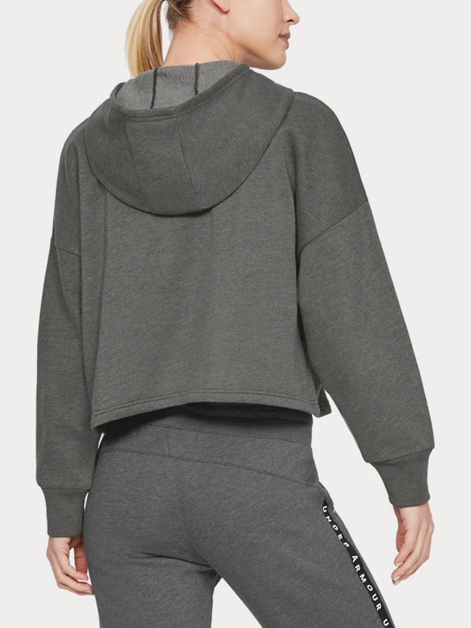 Mikina Under Armour Taped Fleece Hoodie (2)