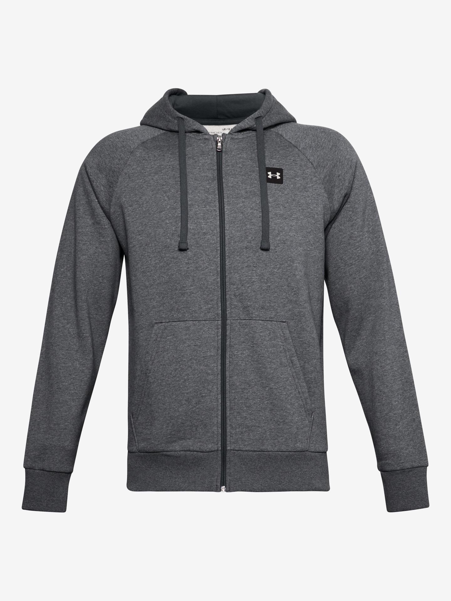 Rival Fleece Mikina Under Armour Šedá