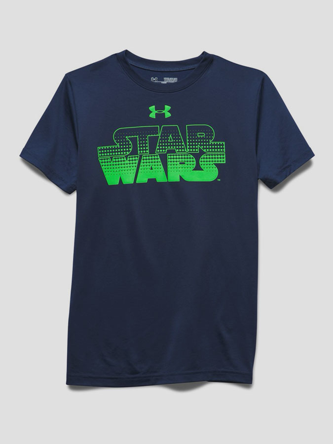 Tričko Under Armour Star Wars  SS T (3)