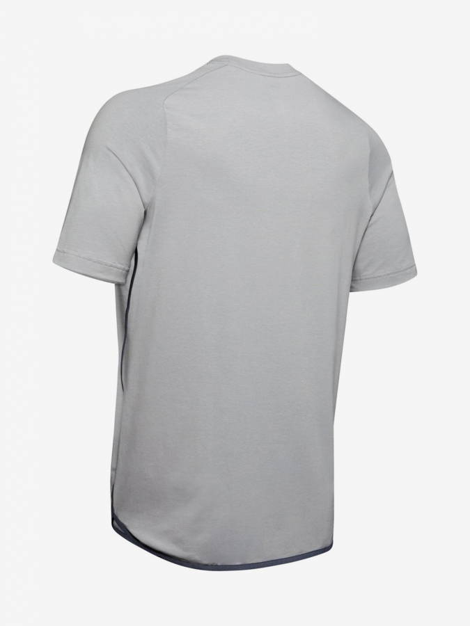 Tričko Under Armour Unstoppable Move Tee-Gry (4)