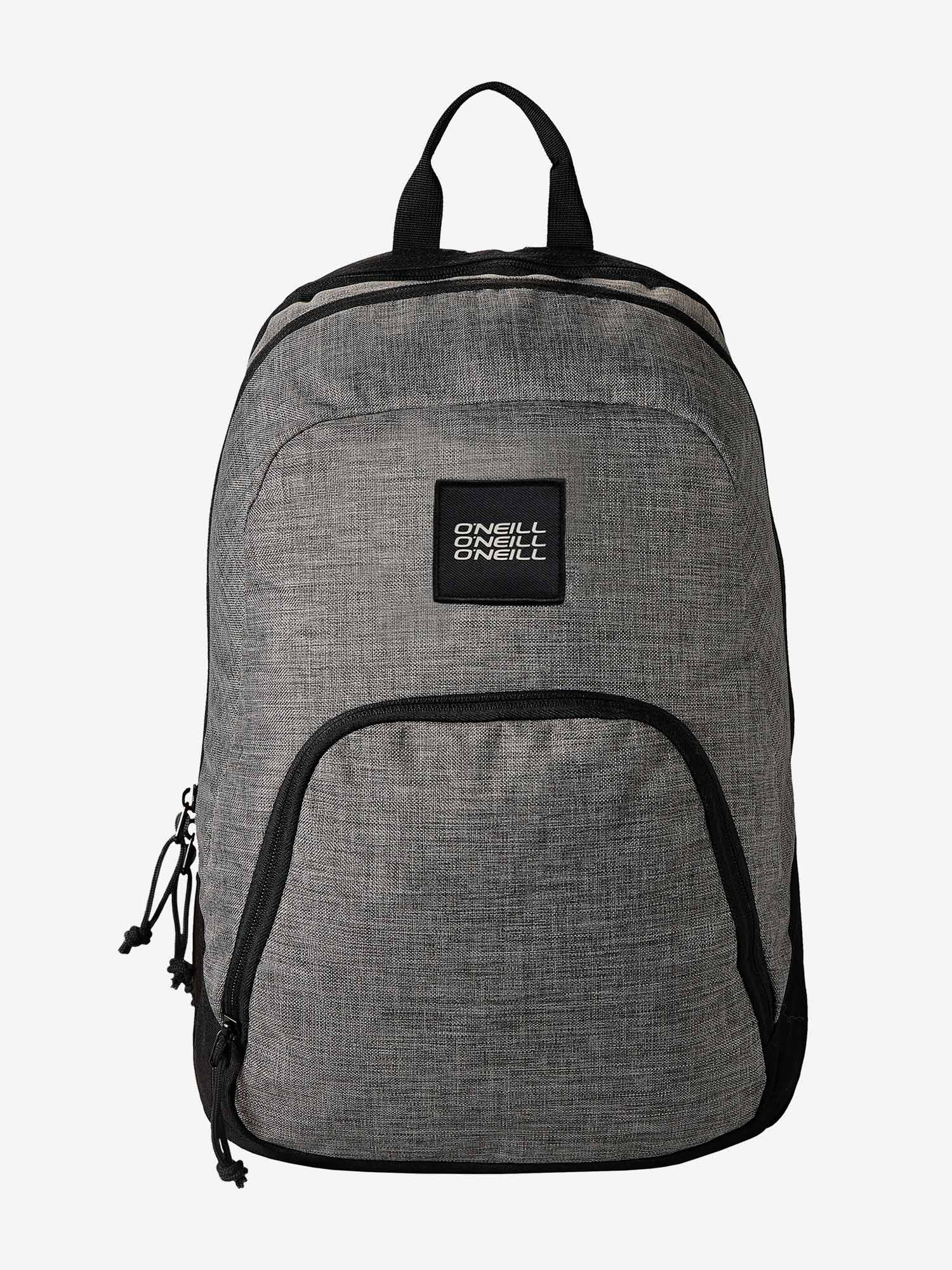Ruksak O´Neill Bm Wedge Backpack Šedá