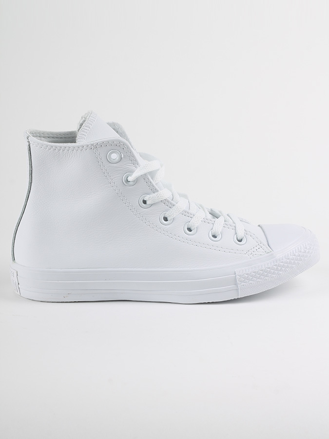 Topánky Converse Chuck Taylor All Star Leather Biela