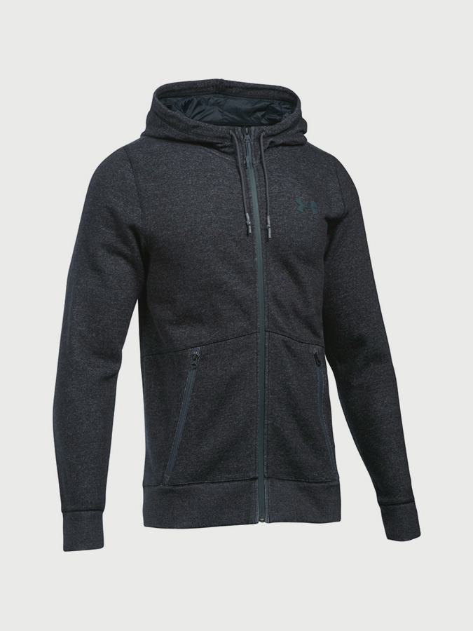 Mikina Under Armour Coldgear Varsity FZ Hoodie (1)