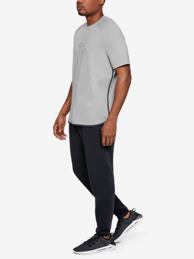 Tričko Under Armour Unstoppable Move Tee-Gry (6)