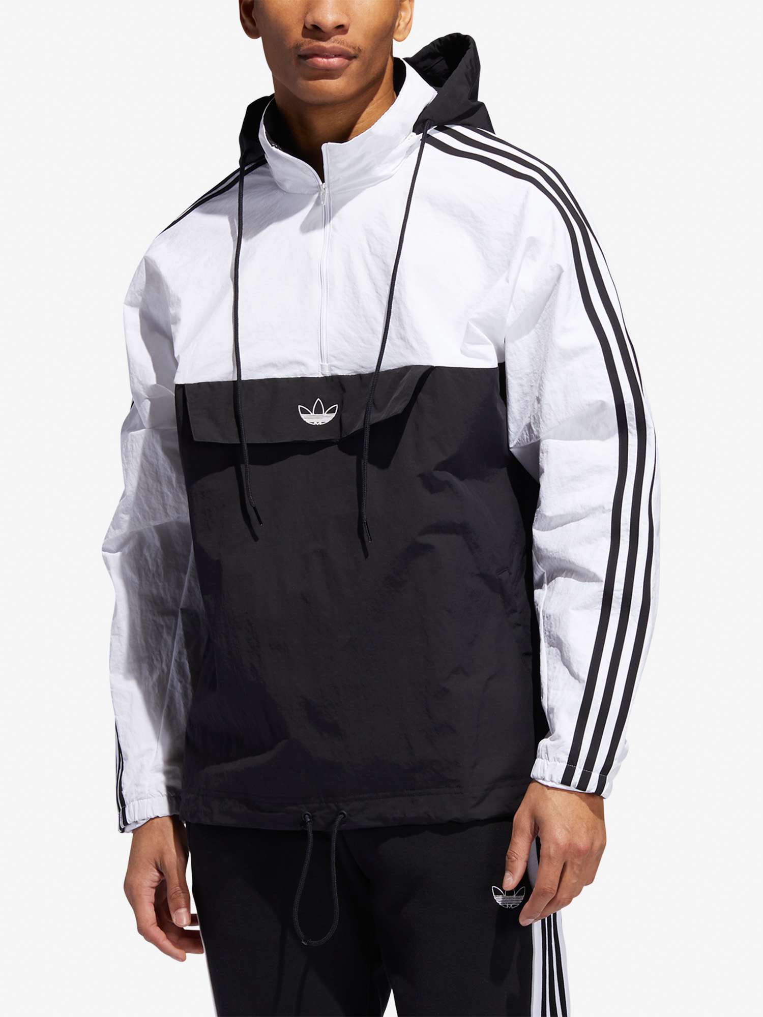 Bunda adidas Originals Outline 1/2 Zip (1)