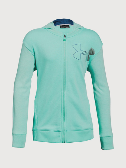Mikina Under Armour Threadborne Terry Full Zip