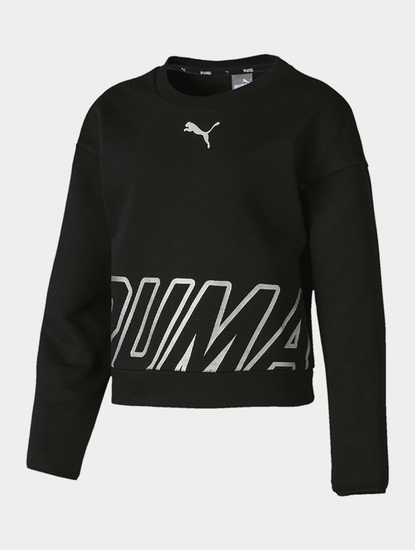 Tričko Puma Alpha Crew Sweat
