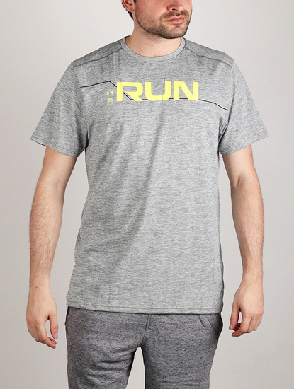 Tričko Under Armour Run Front Graphic SS