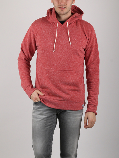 Mikina Replay POLY-COTTON FLEECE