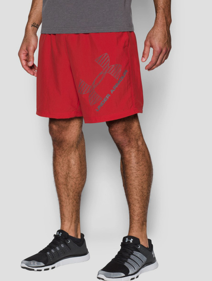 Kraťasy Under Armour 8 Woven Graphic Short