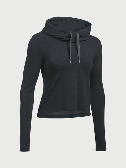 Mikina Under Armour Plush Terry Hoodie