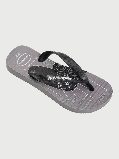 Žabky Havaianas Playstation Steel Grey