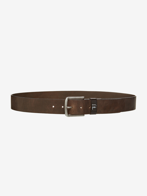 Opasok Trussardi T-Cube Vlv Belt Leather