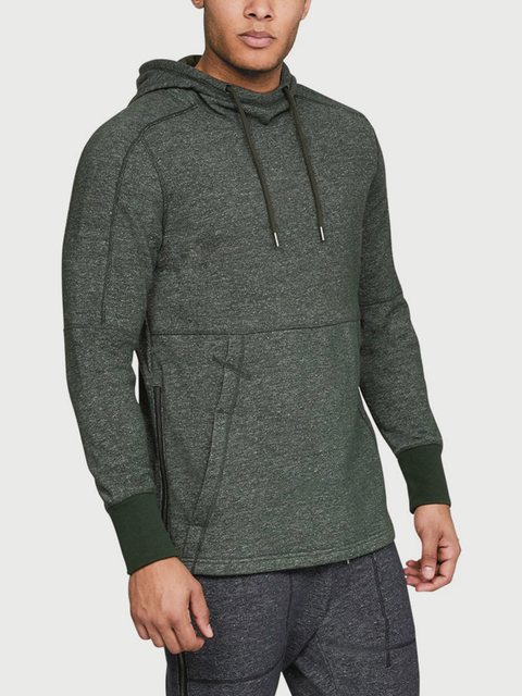 Mikina Under Armour Sportstyle Speckle Terry Hoodie