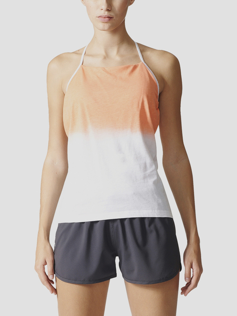 Tielko adidas Performance W FELSBLOCK TOP