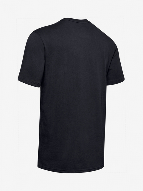 Tričko Under Armour Unstoppable Camo Tee-Blk