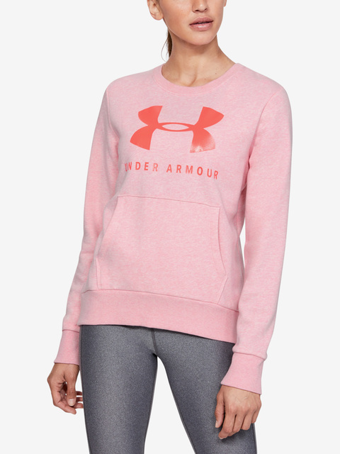 Mikina Under Armour 12.1 Rival Fleece Sportstyle Graphic Cre