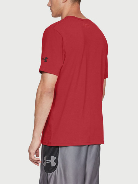 Tričko Under Armour Top of the Key SS Tee