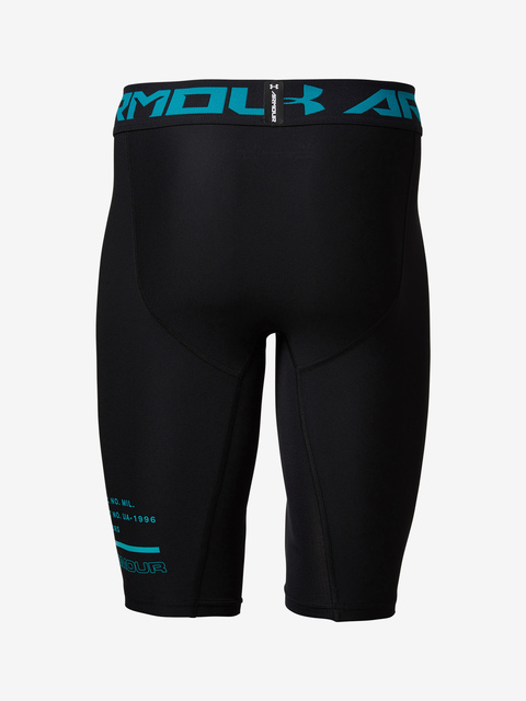 Kompresné šortky Under Armour Hg 2.0 Long Short Nov-Blk