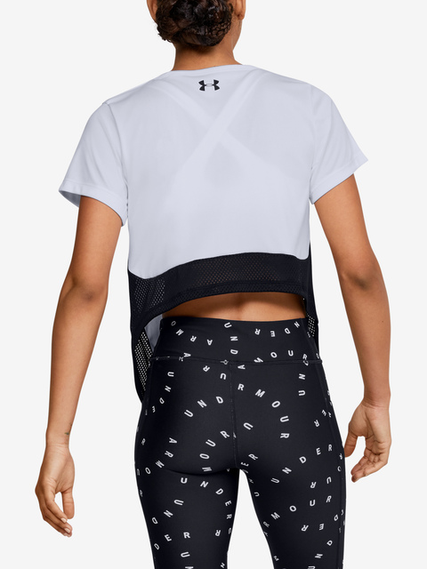 Tričko Under Armour Hg Armour Sport Mesh Panel Ss