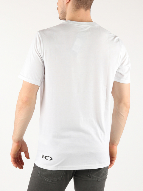 Tričko Oakley Big Ellipse Tee White