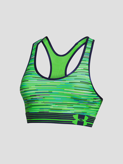 Podprsenka Under Armour HeatGear Alpha Printed Bra