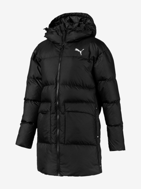 Bunda Puma 450 Long Hooded Down Coat