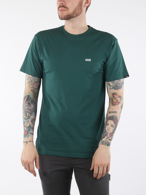 Tričko Vans Mn Left Chest Logo T Trekking