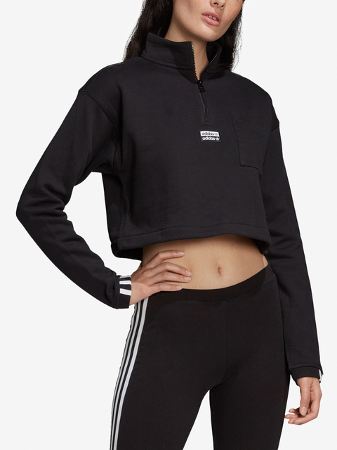 Mikina adidas Originals Cropped Sweat