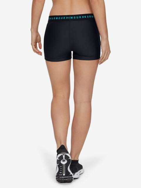 Kompresné šortky Under Armour Hg Shorty-Blk