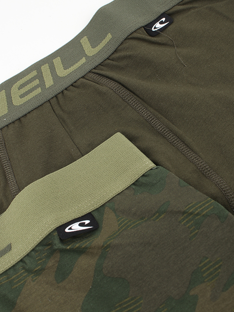 Boxerky O´Neill Boxershorts 2-pack Camouflage