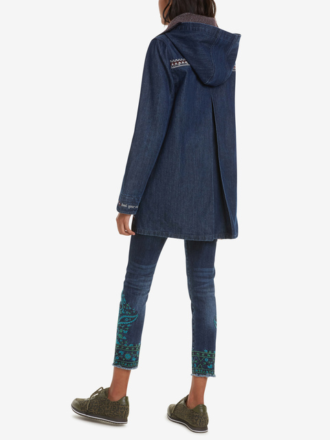 Bunda Desigual Jacket Denim
