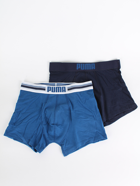 Boxerky Puma Placed Logo Boxer 2 Pack