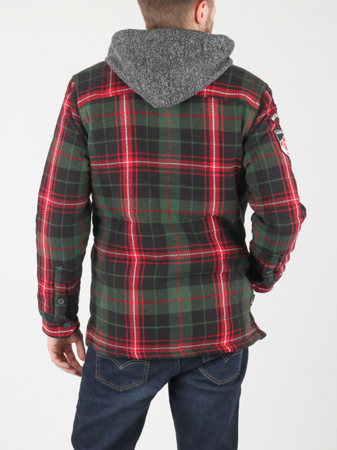 Bunda Superdry Everest Storm Hood