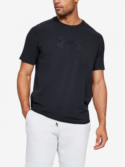 Tričko Under Armour Unstoppable Move Tee-Blk