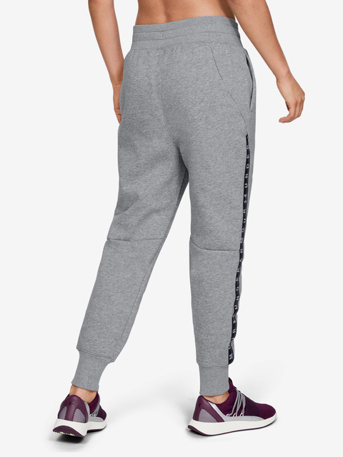 Tepláky Under Armour Fleece Pant Taped Wm